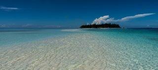 Pom Pom Island in Sabah, Malaysia is an underwater photographer's paradise