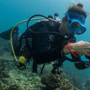 Olympus TG5 settings for Underwater Photography