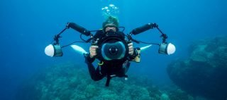 Thailand underwater photography course