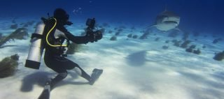 Underwater videography course in Thailand